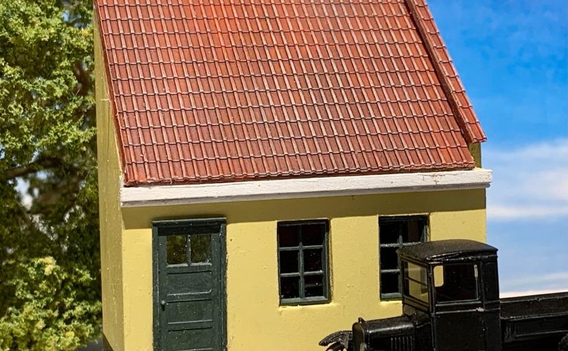 Arbejderhus fra Nykøbing