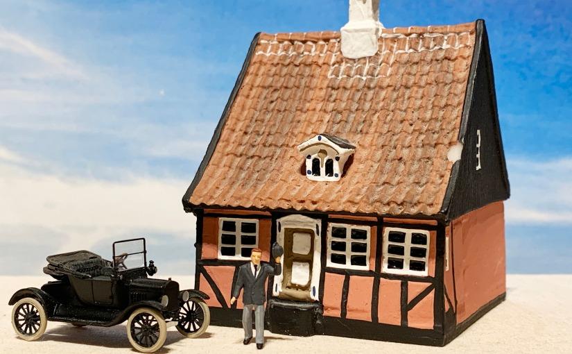 """""""Dukkehuset"""" fra Ærøskøbing"""