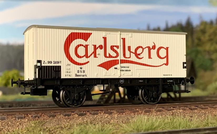 Carlsbergvogn fra Dekas